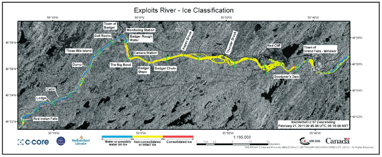 Exploits River - Ice Classification