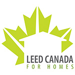 LEED Canada for Homes logo